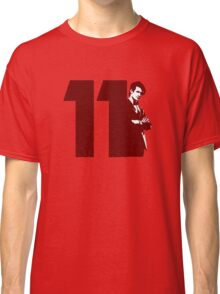 Doctor Who 11 Red Classic T-Shirt