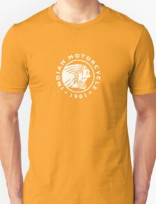 Indian Motorcycle Logo Unisex T-Shirt