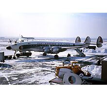 EAL Super Connie > Photographic Print