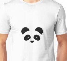 Panda minimalism Unisex T-Shirt