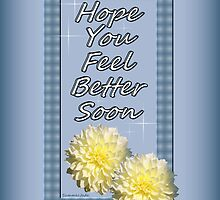A Get Well Message by SummerJade