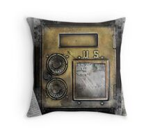 The Lost Communication Throw Pillow