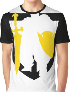 Final Fantasy XIV Paladin Graphic T-Shirt