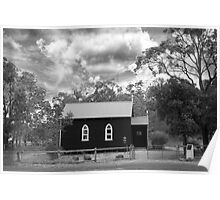 Cowaramup Anglican Church Poster