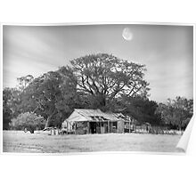 Cowaramup First Settlers Cottage Poster