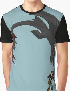 Dragon Pounce Graphic T-Shirt