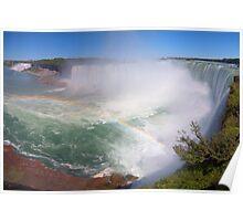Niagara Wide Poster
