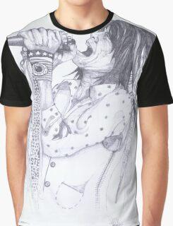 Steve Tyler, Aerosmith Graphic T-Shirt