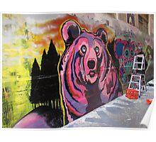 Grafiti Live Poster