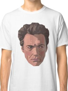 Shifty-Eyed Clint Classic T-Shirt