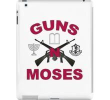 Guns 'n Moses iPad Case/Skin