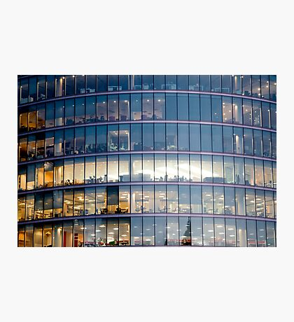 Architectural | The Office Photographic Print