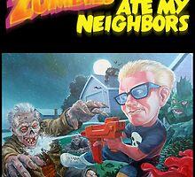 Zombies ate my Neighbors  by edwoods1987