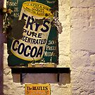 Frys Cocoa Tin. by JoeTravers