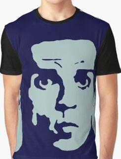Blue Steel Graphic T-Shirt