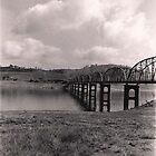 Bethanga Bridge by Jushee