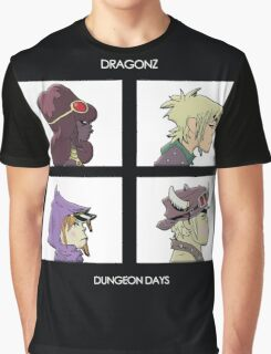 Dragonz - Dungeon Days Graphic T-Shirt