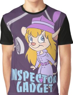 Inspector Gadget Graphic T-Shirt