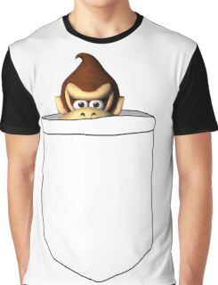 Donkey Kong Pocket Graphic T-Shirt