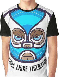 Lucha Libre Liberation (Reyes) Graphic T-Shirt