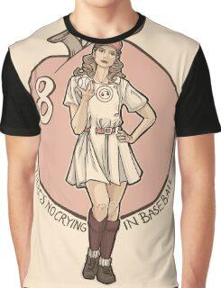 Queen of Diamonds Graphic T-Shirt