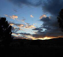 Sun Rays by Jushee