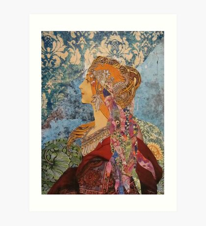 Ameeta Art Print