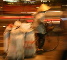 """Speed To Market!"", Ho Chi Minh City, Vietnam by Morris Lieberman"