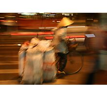 """Speed To Market!"", Ho Chi Minh City, Vietnam Photographic Print"