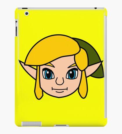 Ocarina of Yellow iPad Case/Skin