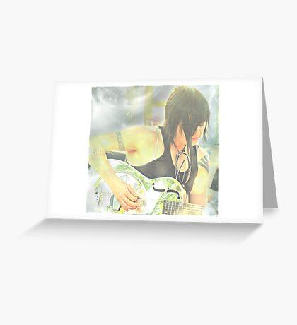 """Jak ....................."" Greeting Card"