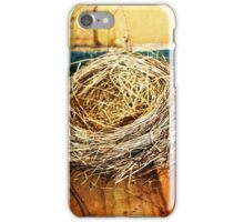 Empty Nester iPhone Case/Skin