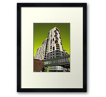 Jerwood Dance House, The Mill, Ipswich Framed Print