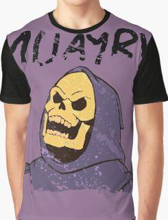 MUAYR!! - Skeletor  Graphic T-Shirt