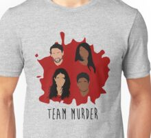 Team Murder Unisex T-Shirt