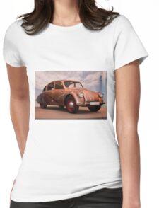 Tatra T97 (1938) Womens Fitted T-Shirt