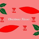 Christmas Kisses by CreativeEm