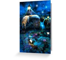 The Fable Keepers Greeting Card