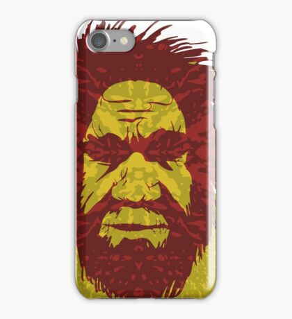 Aborigine. iPhone Case/Skin