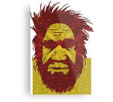 Aborigine. Metal Print