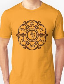 Om flower T-Shirt