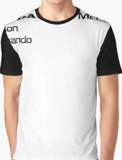 McLaren 2015 outfit Graphic T-Shirt