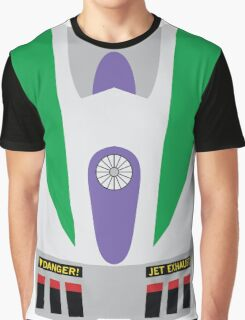 Buzz Lightyear Jetpack Graphic T-Shirt