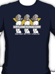 Building Better Worlds T-Shirt