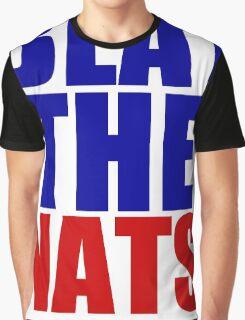 Atlanta Braves - BEAT THE NATS Graphic T-Shirt