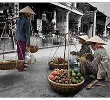 Street Scene by Karl Willson