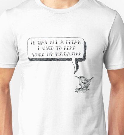 Wingy Smalls Unisex T-Shirt