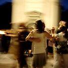 Hofgarten Dancers, Munich by Nicholas Coates