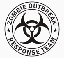 ZOMBIE RESPONSE TEAM  by thatstickerguy
