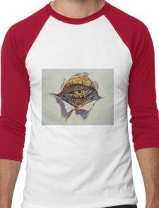 Dragon Eye Men's Baseball ¾ T-Shirt